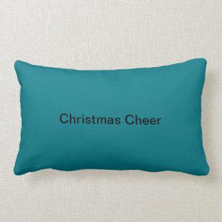 Almohada de la alegría del navidad