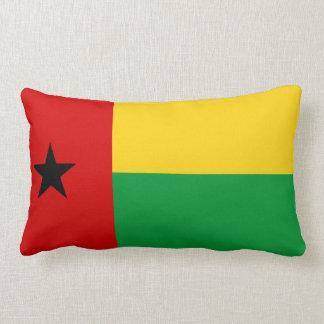 almohada de la bandera de país de Guinea-Bissau