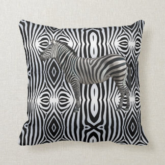 Almohada de la cebra