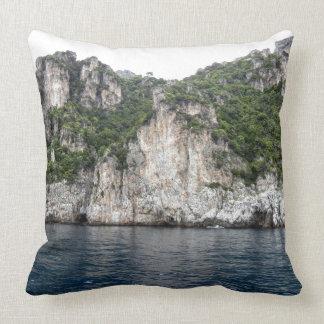 Almohada de la costa de Amalfi