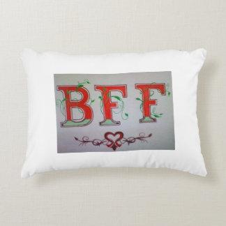 Almohada de la decoración de BFF Cojín