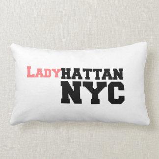 Almohada de la decoración de Ladyhattan