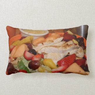 almohada de la ensalada de fruta