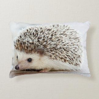 Almohada de la foto del erizo