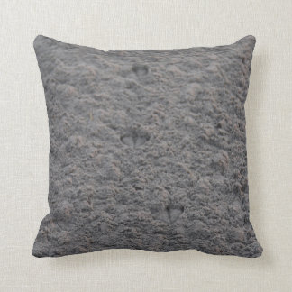 Almohada de la huella