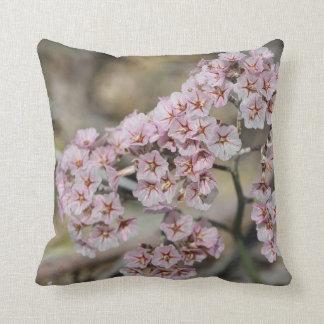 Almohada de la lavanda de mar/de la flor de