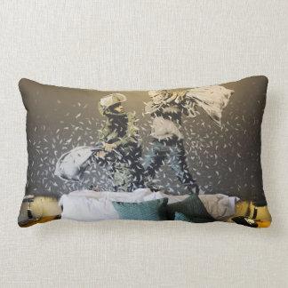Almohada de la lucha de almohada