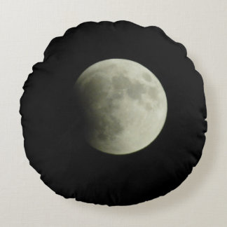 Almohada de la luna del eclipse lunar