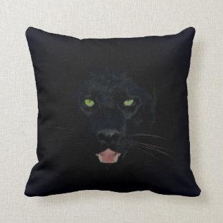Almohada de la pantera negra