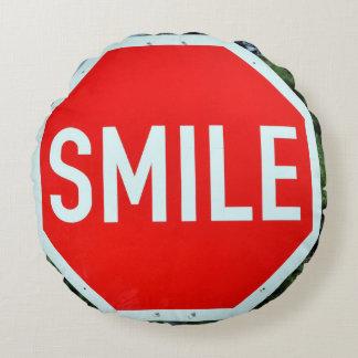 Almohada de la sonrisa