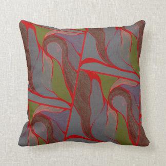 Almohada de la torsión del color (elementos