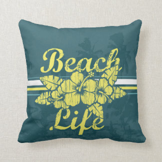 Almohada de la vida de la playa
