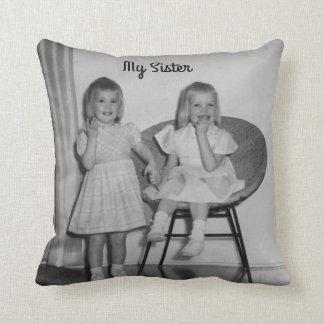 Almohada de las hermanas