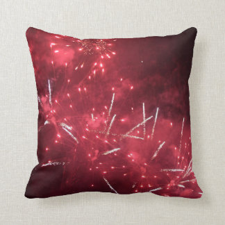Almohada de los fuegos artificiales