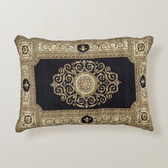 Almohada de lujo del diseño del vintage