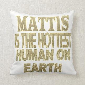 Almohada de Mattis