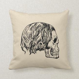 Almohada de metales pesados del cráneo