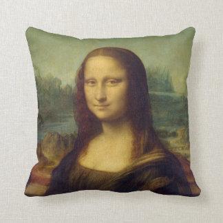 Almohada de MoJo del americano de Mona Lisa