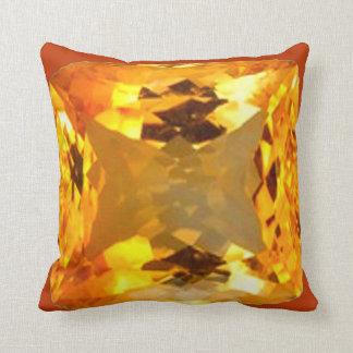 Almohada de oro de la gema del Topaz por Sharles