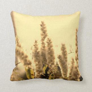 Almohada de oro de la hierba