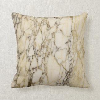 Almohada de piedra de mármol