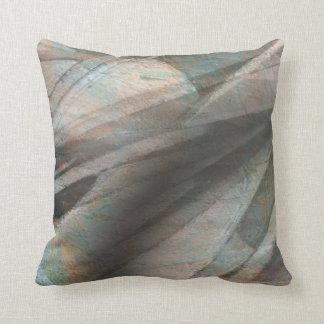 almohada de tiro abstracta del arte de 2-Sided