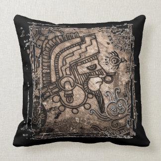 Almohada de tiro antigua del poliéster de México