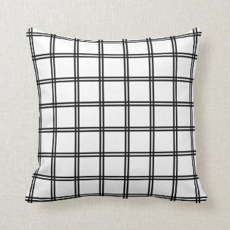 Almohada de tiro blanca del modelo de Futasuji del