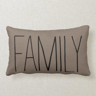 Almohada de tiro casera de la decoración de la