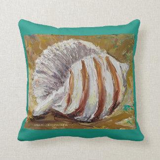 Almohada de tiro con la concha Shell