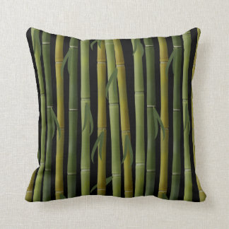 Almohada de tiro de bambú