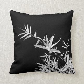 Almohada de tiro de bambú infrarroja del zen