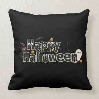 Almohada de tiro de Halloween