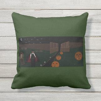 almohada de tiro de Halloween de la calidad
