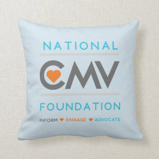 Almohada de tiro de la fundación del nacional CMV