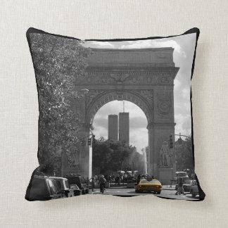 Almohada de tiro de New York City (personalizar)