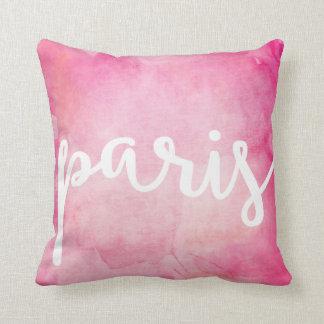 Almohada de tiro de París