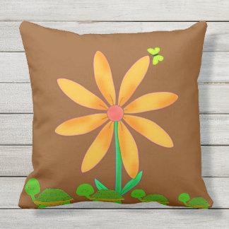 Almohada de tiro decorativa al aire libre