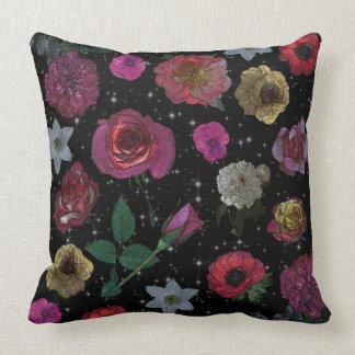 Almohada de tiro del algodón del jardín de la