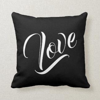 Almohada de tiro del amor