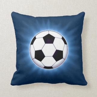 Almohada de tiro del balón de fútbol