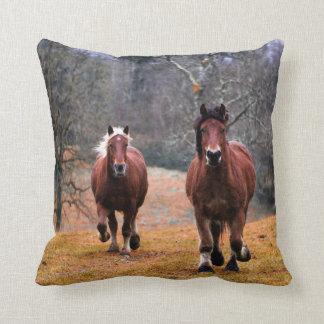 Almohada de tiro del caballo