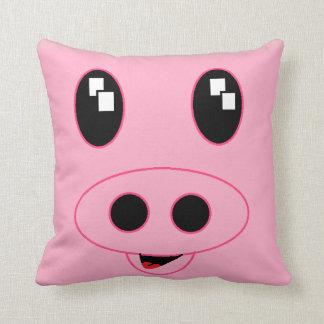 Almohada de tiro del cerdo