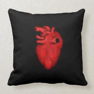 Almohada de tiro del corazón