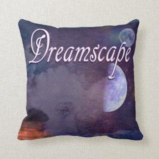 Almohada de tiro del diseñador de Dreamscape