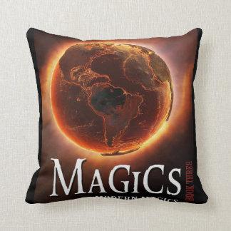 Almohada de tiro del diseñador de Magics