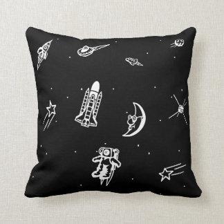 "Almohada de tiro del ""espacio"""