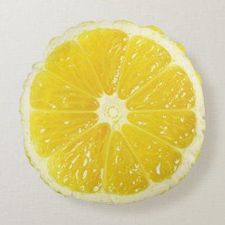 Almohada de tiro del limón