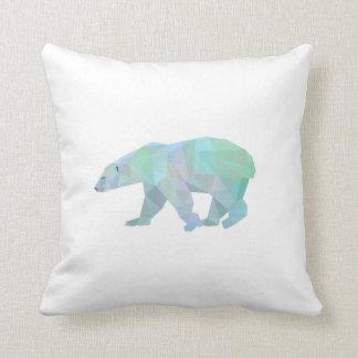 Almohada de tiro del oso polar de Geode