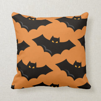 Almohada de tiro del palo de Halloween